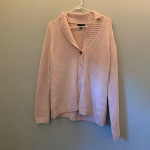 Vintage Lands End Cardigan